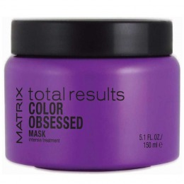 Masca Pentru Par Vopsit Matrix Total Results Color Obsessed Mask 150 Ml