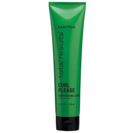 Lotiune pentru Par Cret - Matrix Total Results Curl Please Contouring Lotion 150 ml