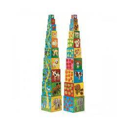 Turn de construit copac - Djeco