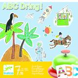 Joc de societate abecedar - abc dring - Djeco