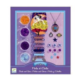 Set confecţionat bijuterii - stele - Djeco