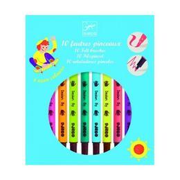 Carioci pensulă, culori pop - Djeco