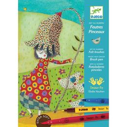 Joc creativ flori - Djeco