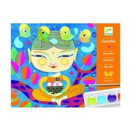 Atelier de pictură india - Djeco