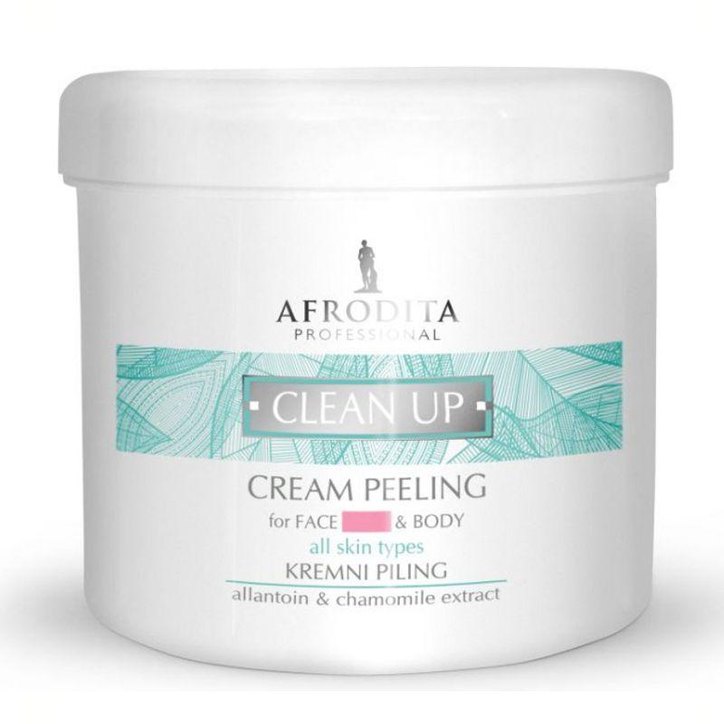 Cosmetica Afrodita - Peeling corporal pentru toate tipurile de piele 450 ml imagine