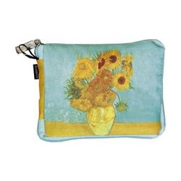 Sacoșă textil van gogh sunflowers - Fridolin