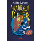 Vrajitorul dintos - Calin Torsan, editura Polirom