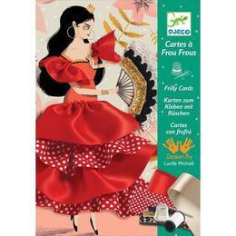 Atelier de cusut flamenco - Djeco