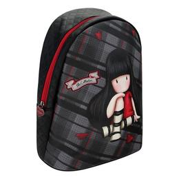 Rucsac Gorjuss Tartan - The Collector, 9 x 30 x 33 cm