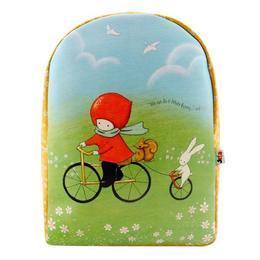 Rucsac gradinita Poppi Love, Cycling, 33 x 25 x 9 cm