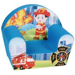 Fotoliu din burete Fireman