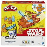 Set Play-Doh Hasbro Star Wars: Luke Skywalker si R2-D2