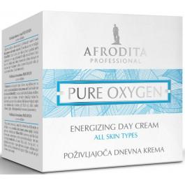 Cosmetica Afrodita - Crema energizanta de zi PURE OXYGEN 50 ml imagine produs