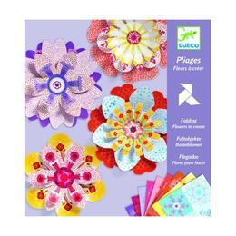 Flori din hârtie - Djeco