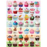 Puzzle 1000 piese Cupcake Celebration