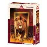 Puzzle The King Of Forest, 1000 piese