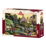 Puzzle The Colors Of My Garden, 1500 piese