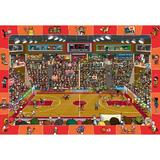 Puzzle 100 piese Spot and Find Basketball