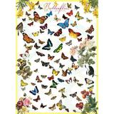 Puzzle 1000 piese Butterflies