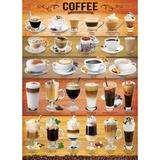 Puzzle 1000 piese Coffee