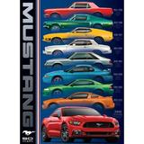 Puzzle 1000 piese Ford Mustang 50 Years