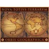 Puzzle 1000 piese Orbis Geographica