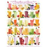 Puzzle 1000 piese Smoothies and Juices