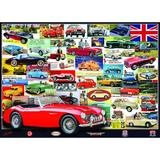 Puzzle 1000 piese British Motor Heritage