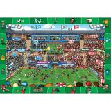 Puzzle 100 piese Spot and Find Soccer