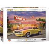 Puzzle 1000 piese Daytona Yellow Zeta
