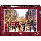 Puzzle 2000 piese - London Landscape-RICHARD MACNEIL