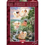 Puzzle 1000 piese - Angels of hope-DONA GELSINGER