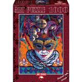 Puzzle 1000 piese - Carnival-DAVID GALCHUTT