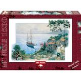 Puzzle 1500 piese - The Bay-PETER MOTZ