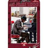 Puzzle 1500 piese - Piano Player-THE MACNEIL STUDIO