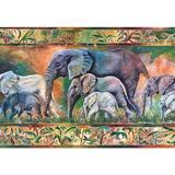 Puzzle 1000 piese, Parada elefantilor