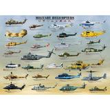 Puzzle 1000 piese Military Helicopters