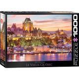 Puzzle 1000 piese Le Vieux Quebec