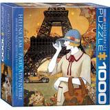 Puzzle 1000 piese Paris Adventure-Helena Lam