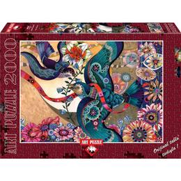 Puzzle 2000 piese - Gift-DAVID GALCHUTT