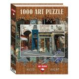 Puzzle Cafe Leon, 1000 piese
