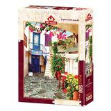 Puzzle Courtyard, 500 piese