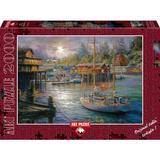 Puzzle Harbor, 2000 piese