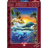 Puzzle Hawaiian Dawn, 1000 piese