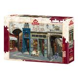 Puzzle Cafe Leon, 500 piese