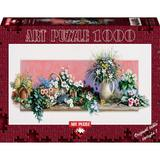 Puzzle A World Of Flowers, 1000 piese