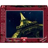 Puzzle fosforescent Make A Wish, 1000 piese