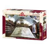 Puzzle Library, 1000 piese