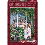 Puzzle Pretty Friends, 500 piese