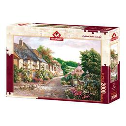 Puzzle The Town, 2000 piese